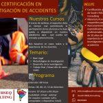 CERTIFICACIÓN EN INVESTIGACIÓN DE ACCIDENTES